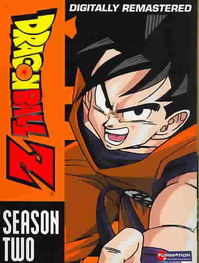 DRAGON BALL Z:SEASON 2 BY DRAGON BALL Z (DVD)